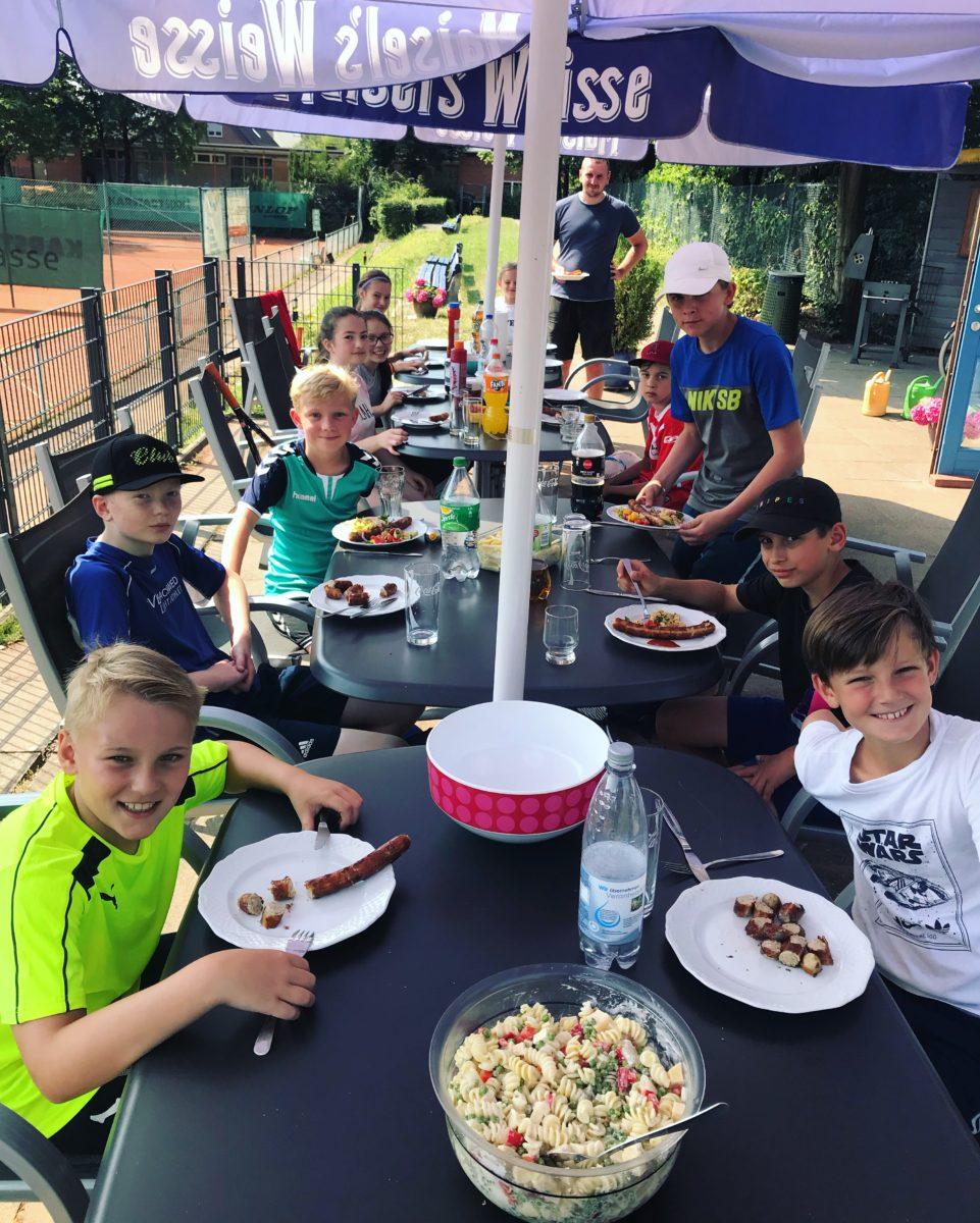 Tennis-Ferienkamp 2018  Bild 2
